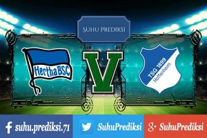Prediksi Bola Hertha BSC Vs Hoffenheim 1 April 2017