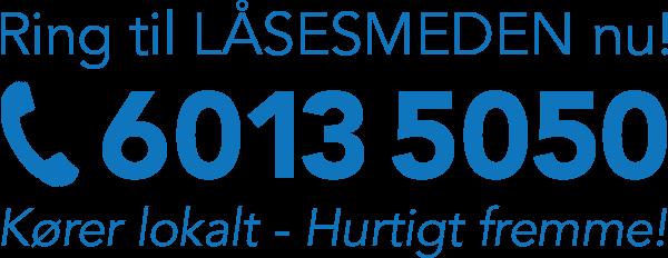Låsesmed Døgnvagt - Tlf.: 60135050