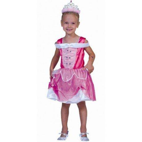 Déguisement princesse rose fille : achat Déguisements princesse fille