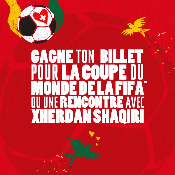 Concours Coupe du Monde dela FIFA 2014™