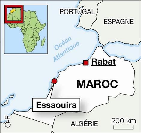 Maroc. Tragique accident de car, au moins 12 morts - Faits divers - ouest-france.fr