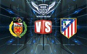 Prediksi L'Hospitalet vs Atletico Madrid 4 Desember 2014 Copa del Rey