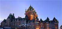 Meilleur hôtel de luxe dans le Vieux-Québec - Fairmont Le Château Frontenac