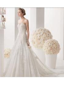billige brudekjoler|Danmark broderede kniplinger brudekjole butik online lille sjal jakke brudekjole_billige brudekjoler online shop