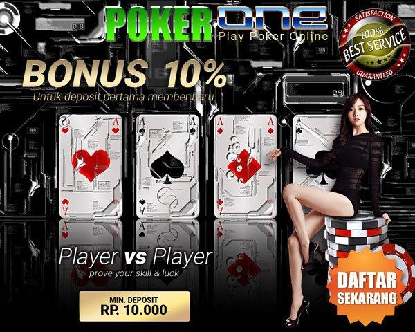 Mendapatkan Kombinasi Kartu Poker Terbaik
