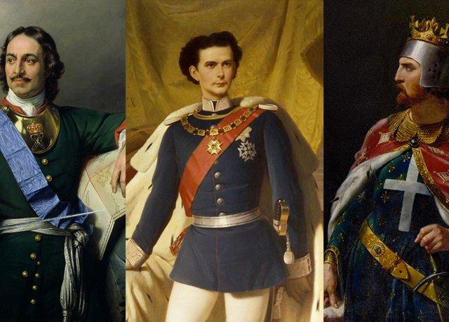 Ces princes qui préféraient les hommes