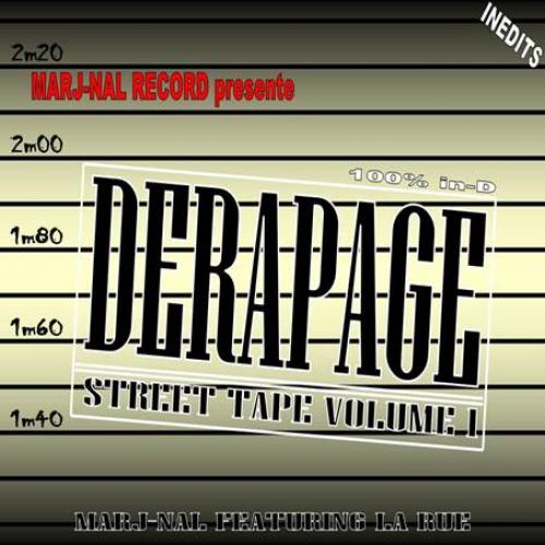 (Mixtape) MJR - Dérapage Vol.1 2008