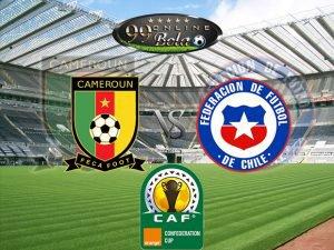 Prediksi Cameroon Vs Chile 19 Juni 2017