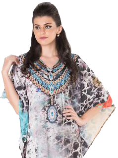 Buy Designer Kaftan Dresses Online at Best Price
