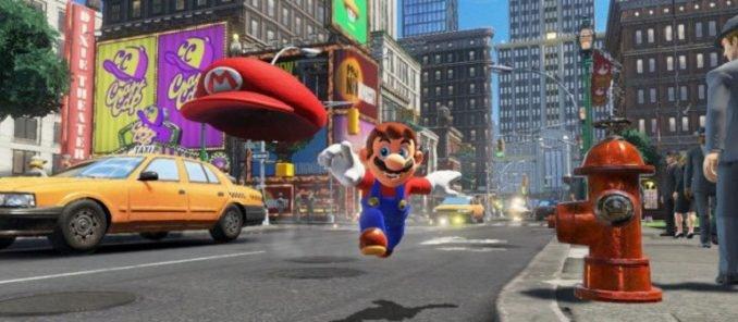 Super Mario Odyssey, le jeux le plus vendu sur Amazon en 2017 | Kazyoo.com