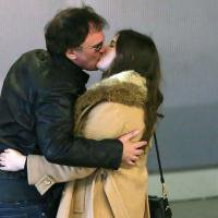Une Nouvelle Amoureuse ( encore ) pour Quentin Tarantino........oooops!