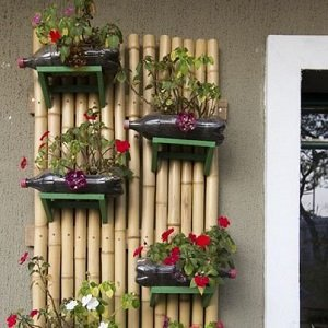 Make Your Vertical Garden Spending Little - LivingBetter