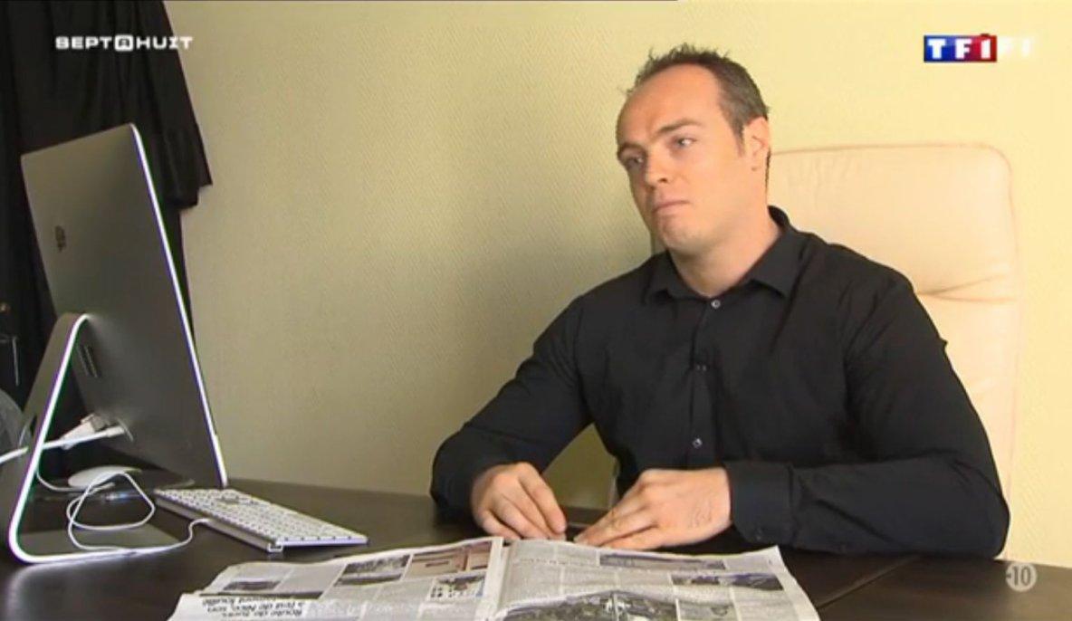 Me Corentin Delobel, le faux avocat du terroriste de Nice commet une tentative de suicide