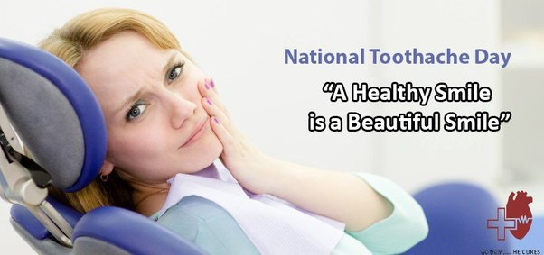 National Toothache Day:Common Causes Of Toothache - Posts - Quora