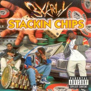 All Hip Hop Archive: 3X Krazy - Stackin Chips