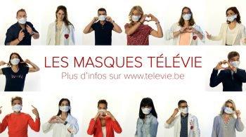 LA GRANDE SOIRÉE DU 19 SEPTEMBRE « COMME CHEZ VOUS » Le Télévie, sans public, un peu confiné