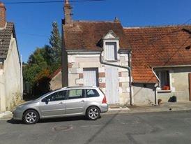 vends maison à restaurer à Buzançais dans le 36 au prix de 20000E