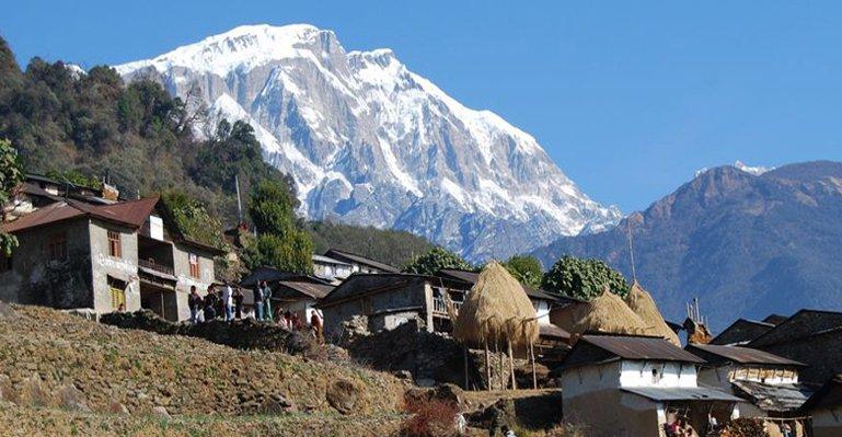 Annapurna Royal / Siklis TrekKing | Book Now Annapurna Royal Trek
