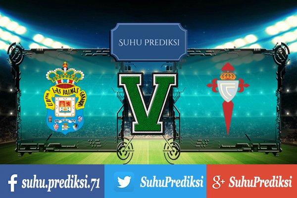 Prediksi Bola Las Palmas Vs Celta De Vigo 17 Oktober 2017