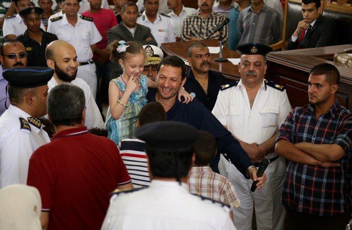 باسم عودة يكشف سبب معاقبة  وزارة الداخلية  المصرية له في سجنه