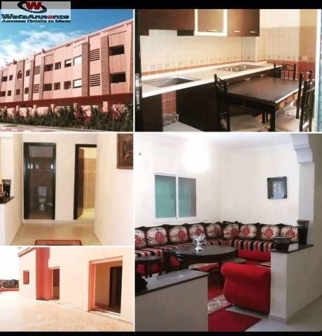 Appartement appartements neufs a azzouzia Marrakech Region Marrakech Safi Ville Marrakech - Wafa annonce
