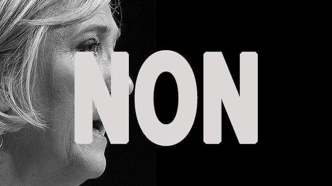 Le 7 mai : votons CONTRE LE PEN