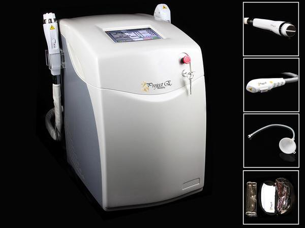 E-Light IPL RF Radio Frequency Skin Rejuvenation Hair Removal Body Slimming Skin Beauty Machine