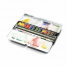 Välj och måla medhögpigmenterad Akvarellfärg