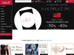 Galerie Lafayette : Shopping en ligne