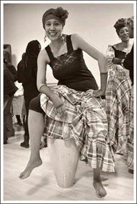 BELGK : Groupe de danse