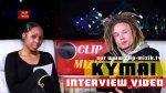 Kymaï Vidéos de Présentation de l'album De Quoi Sera Fait Demain?, animée par Querida - Spécial People