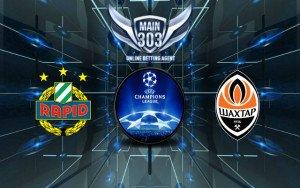 Prediksi Rapid Wien vs Shakhtar Donetsk 20 Agustus 2015