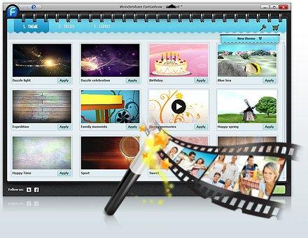 Fantashow - Slideshow Maker to Easily Make Movies