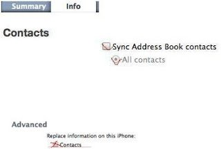 Transfer Contact Ipad Iphone to Iphone Ipad