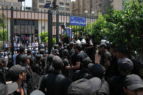Egypt - Prosecution echoes police narrative in killing of Ain Shams university student - Daily News Egypt