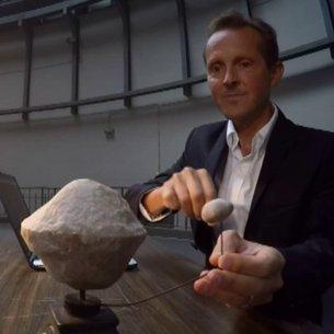 ESA Euronews: Dévier la course d'un astéroïde, c'est possible?