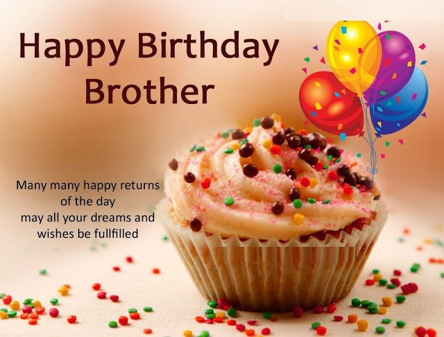 Birthday Wishes For Brother   Birthday Wishes For Younger Brother   Birthday Wishes For My Brother   Greeting Cards - Birthday Wishes Cards