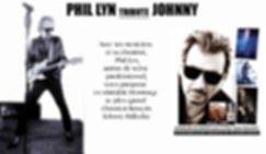 PHIL LYN ...Site Officiel www.johnnytribute.com