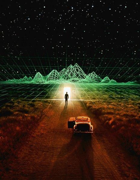 Cerveau et univers holographiques - rusty james news