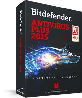 Bitdefender Antivirus Plus 2015 License Keys 32bit + 64bit