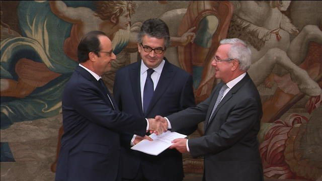 Fin de vie : François Hollande promet un débat à l'Assemblée