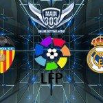 Prediksi Valencia vs Real Madrid 4 Januari 2014 Primera Divi
