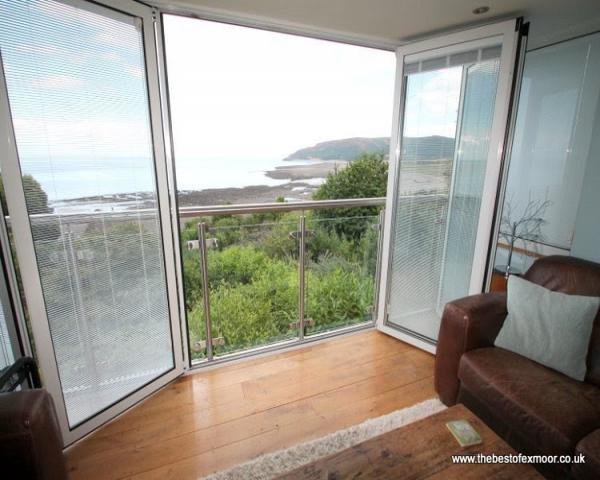 Holiday Cottages with Stunning Sea Views in Somerset | The Best of Exmoor