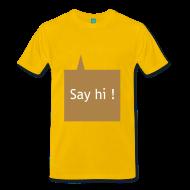 Say Hi !