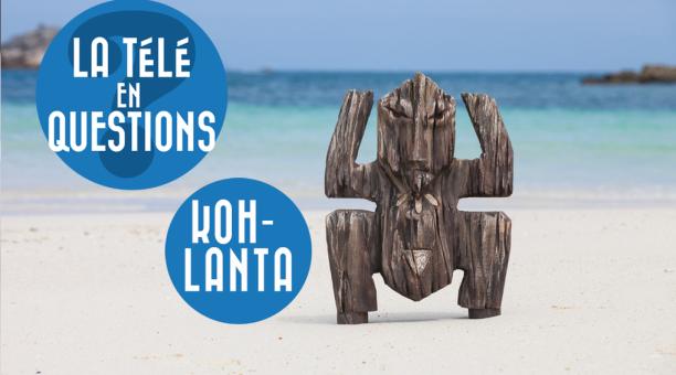 Koh-Lanta : le totem d'immunité est-il le même chaque année ? (La télé en questions) Télé-réalité - Télé 2 Semaines