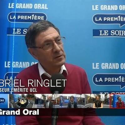 Gabriel Ringlet: «Il arrive que la seule réponse puisse être le choix de l'euthanasie»