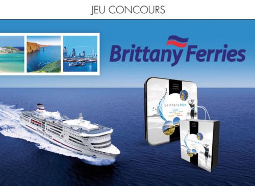 gagnez 4 coffrets voyage BrittanyBox (valeur unitaire 1245 euros)