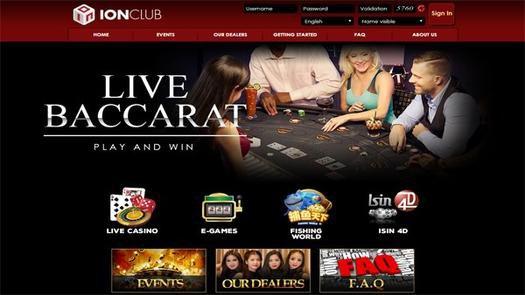 Ion Casino Dan Cara Bergabung Ion Casino Di Agen Judi Online Linda Tan S Blog