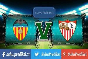 Prediksi Bola Valencia Vs Sevilla 16 April 2017
