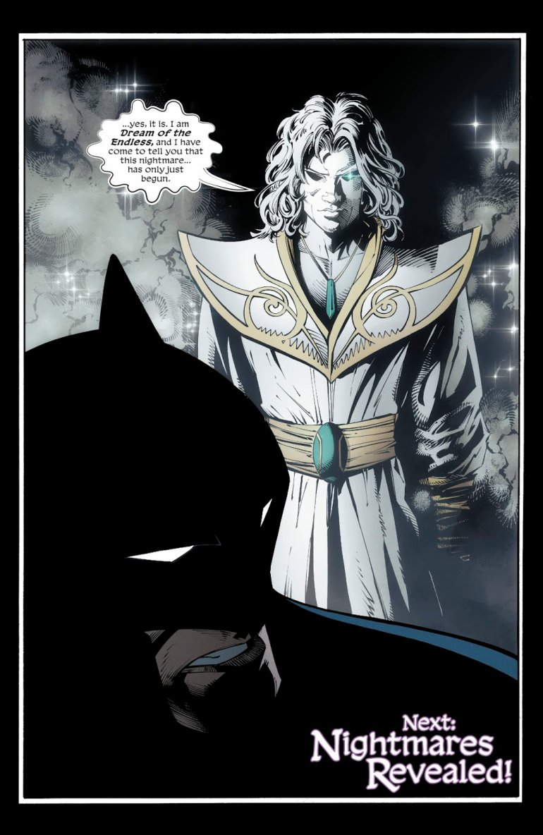 Dieux et entités cosmique de l'univers DC